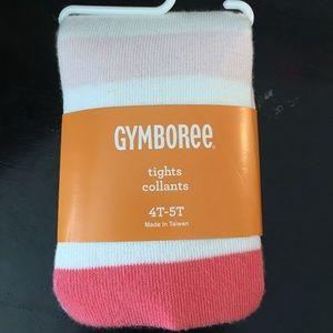 Gymboree NIP Tights 4T-5T